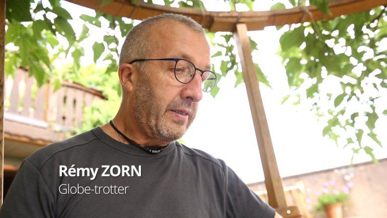 Rémy Zorn, à la découverte du monde