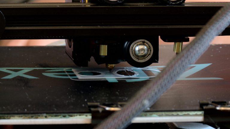 Léa et Alphonse passionnés d'imprimante 3D