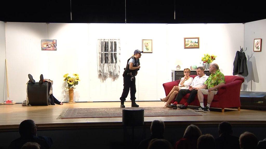Théâtre en platt de Grundviller - Andenke us Portofino