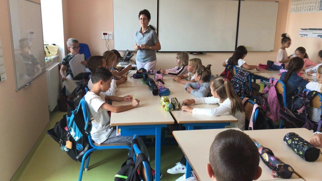 Nouvelle école pour les élèves de Rohrbach