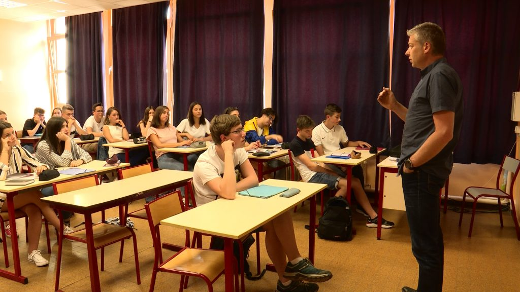 Fin des filières S, ES et L au lycée