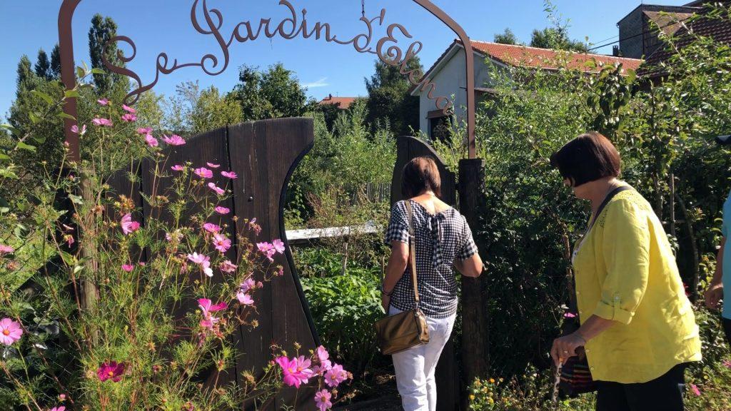 Le jardin d'Eléna s'ouvre aux visiteurs