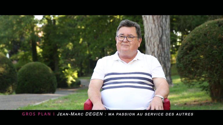 Jean-Marc DEGEN, un passionné au service des autres