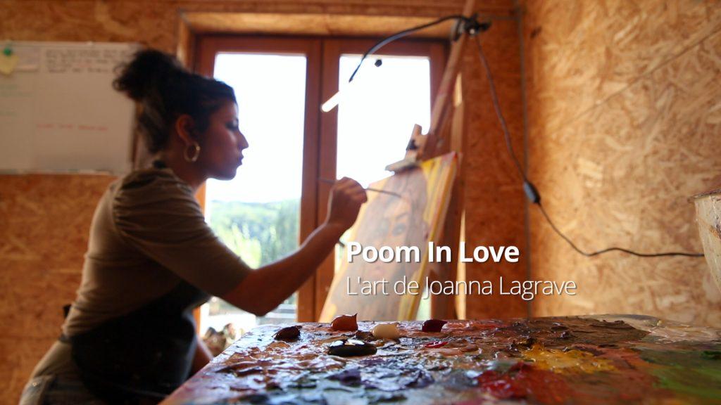 Joanna Lagrave est « Poom In Love »