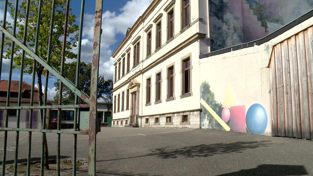 Sarreguemines réhabilite l'école de la cité