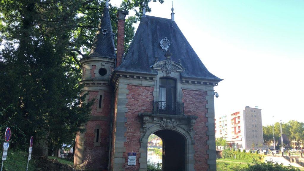 Le Pavillon Geiger et son histoire