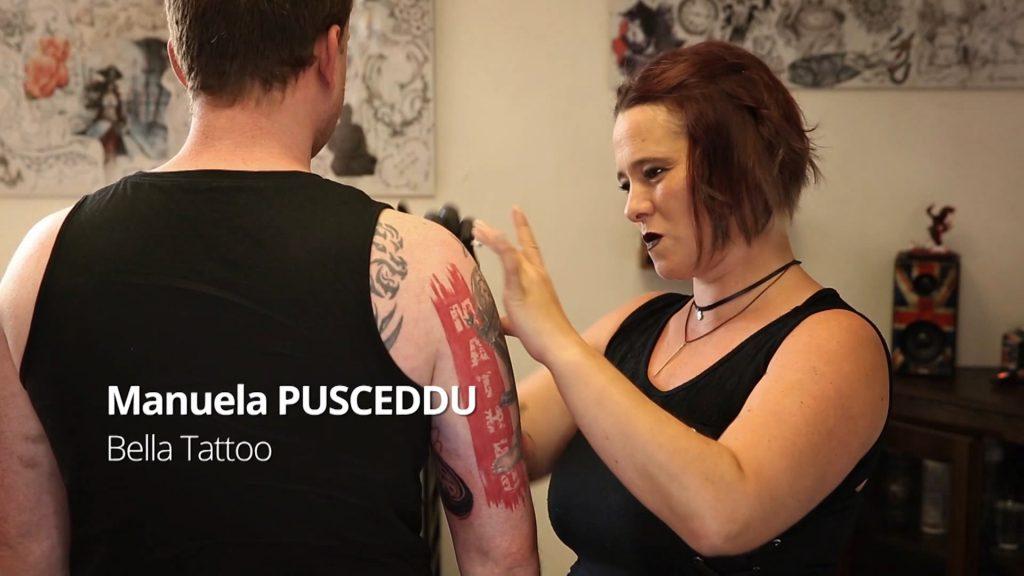 Bella Tattoo, de la comptabilité au tatouage