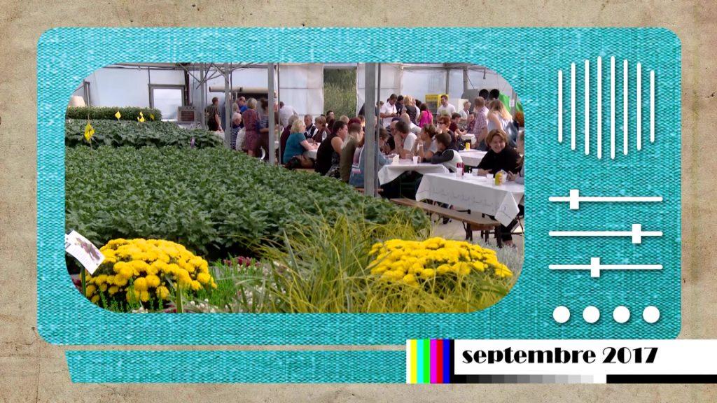 En 2017, l'horticulture Blum ouvrait ses portes
