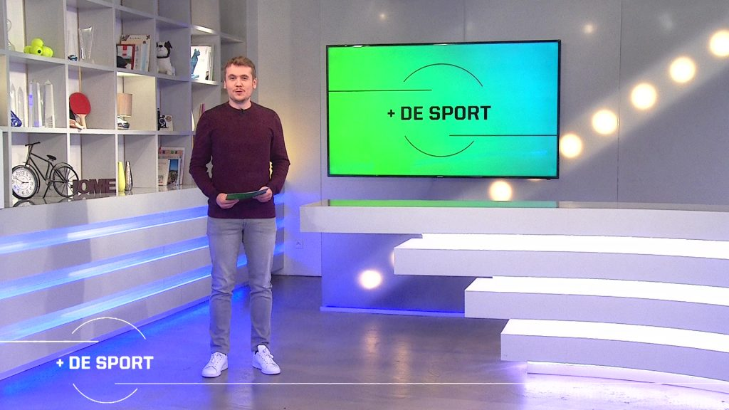Du crossfit, du foot, du basket et du handball