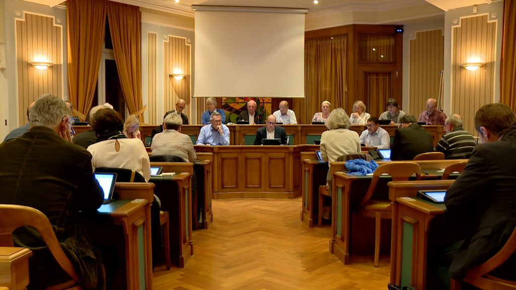 Conseil de la CASC : économies et développement