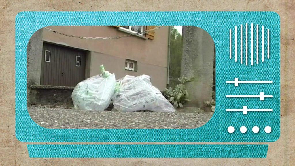 En 1999 : coup d'envoi du tri des déchets