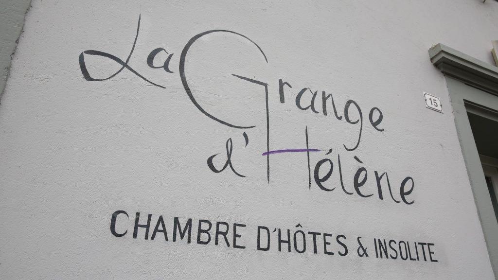 Dépaysement à la Grange d'Hélène