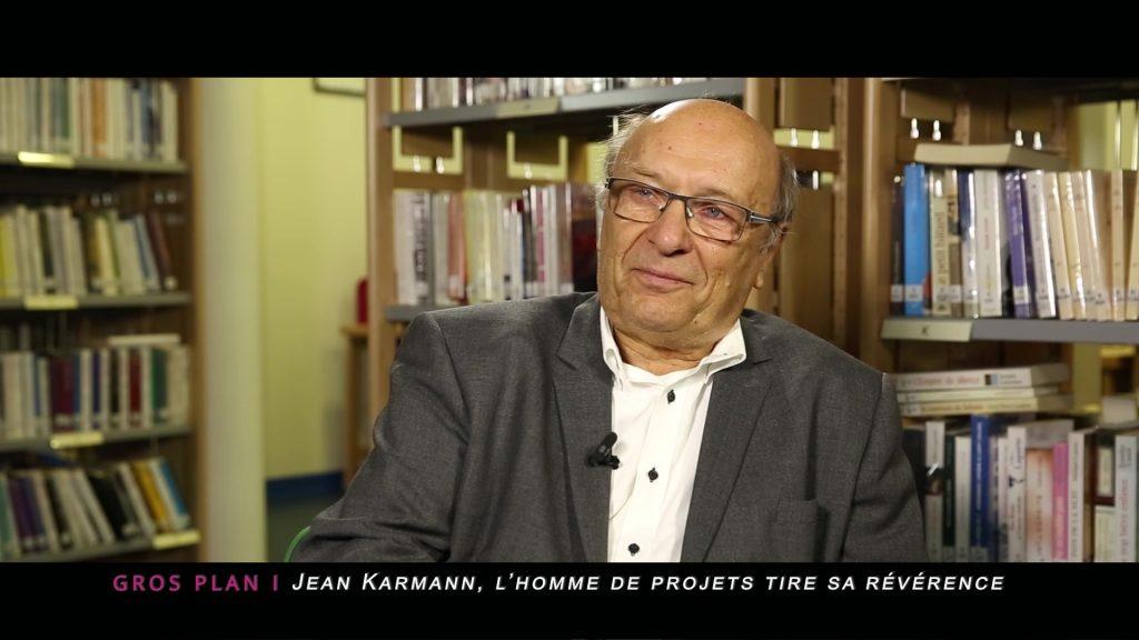 Jean Karmann tire sa révérence