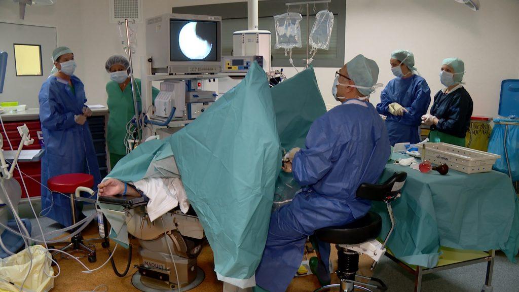 Le service d'urologie de Sarreguemines primé