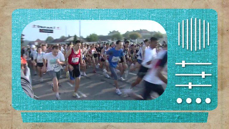 20ème édition des 10km de Sarreguemines en 2006