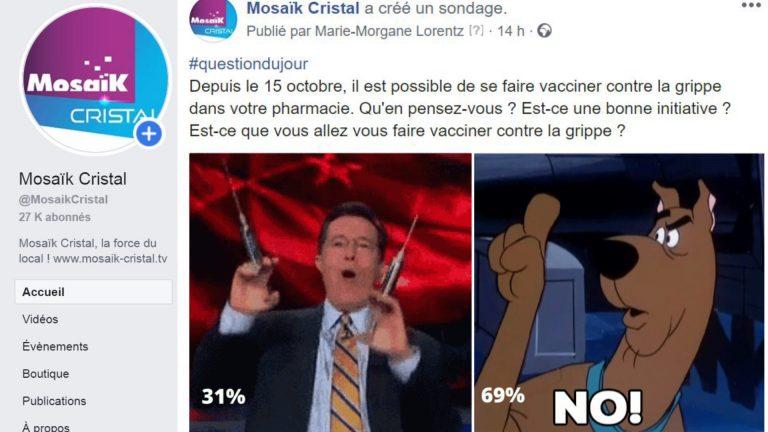 Se faire vacciner en pharmacie