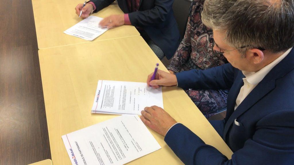 Le Crédit Mutuel soutient les 10 km de Sarreguemines
