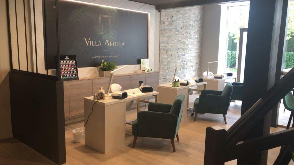 Villa Arolla, nouvel institut à Sarreguemines