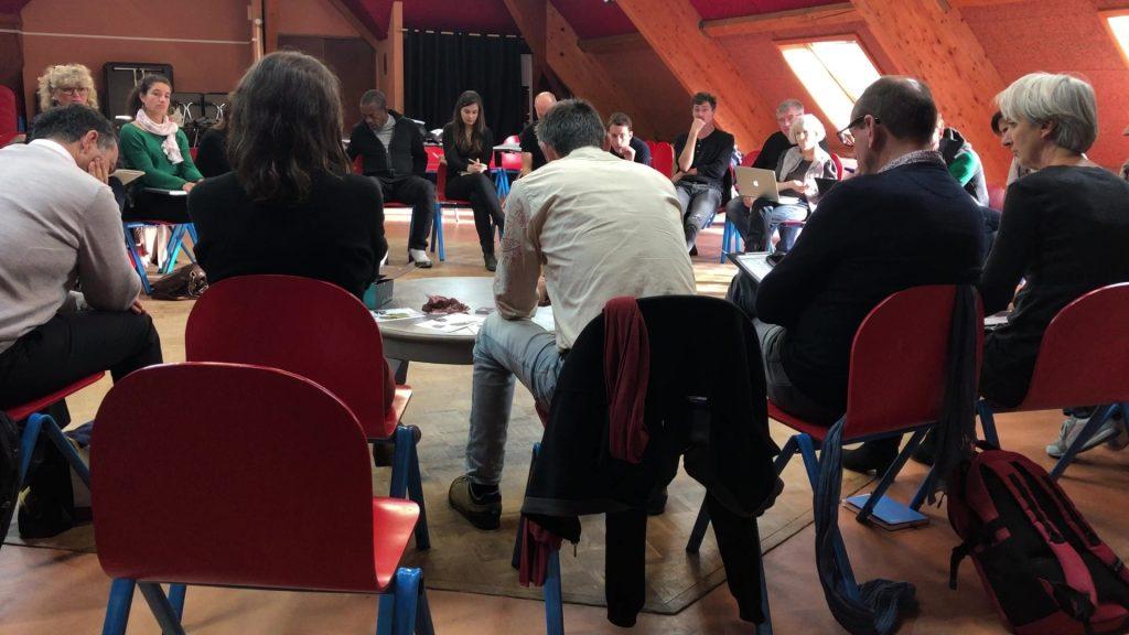 Rencontre annuelle des réserves de Biosphères françaises