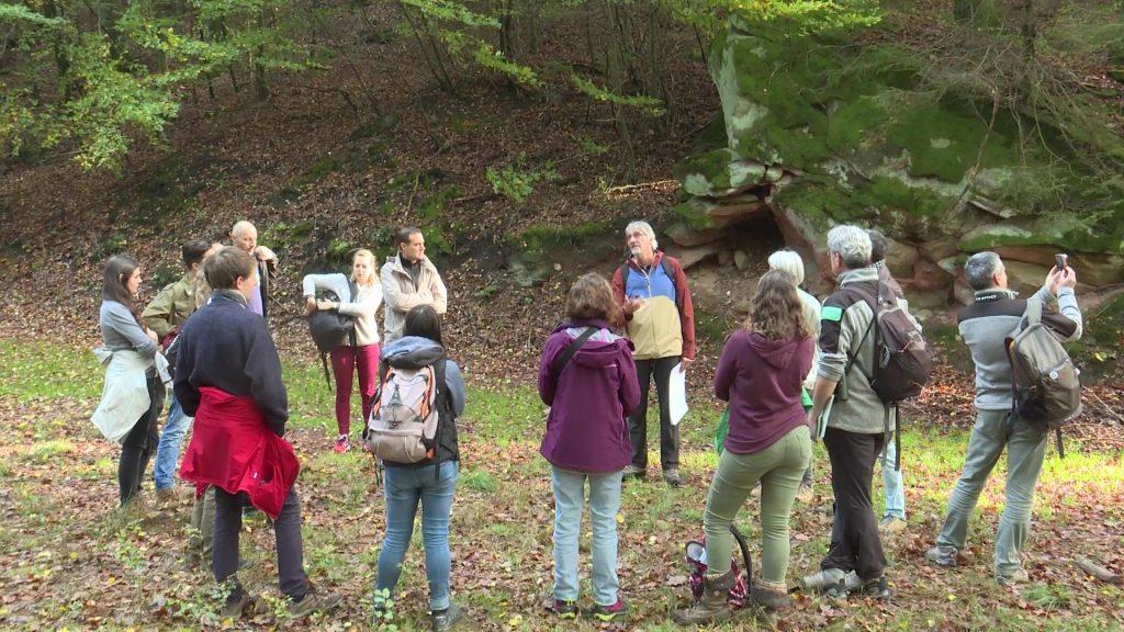 30 ans de la réserve de la biosphère : une marche pédagogique