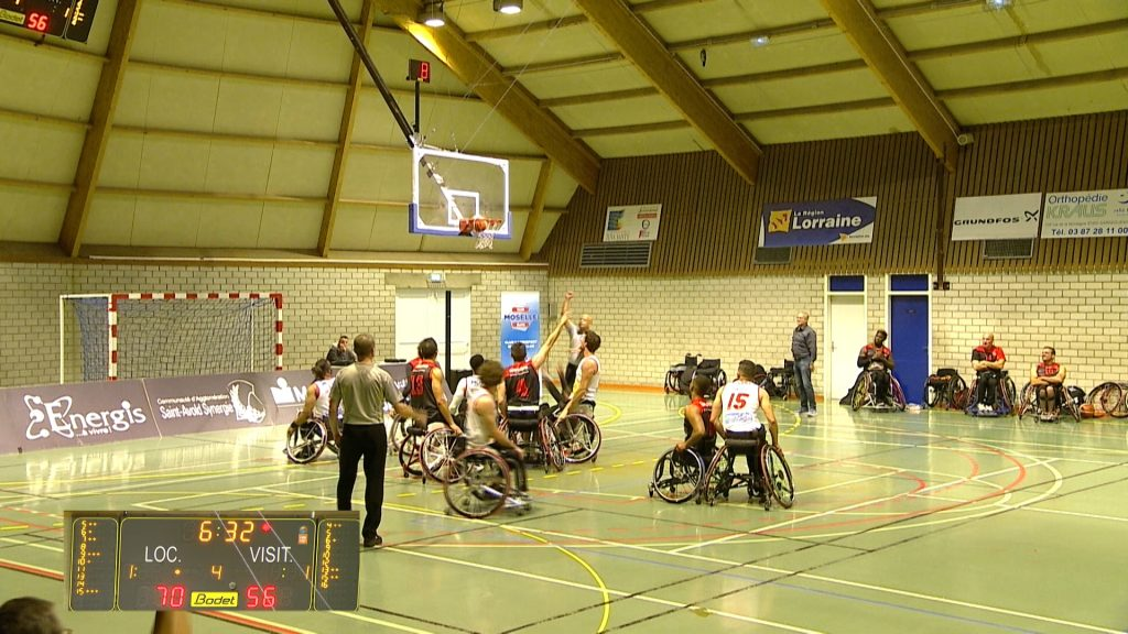 Match des Red Dragon's contre le Puy-en-Velay