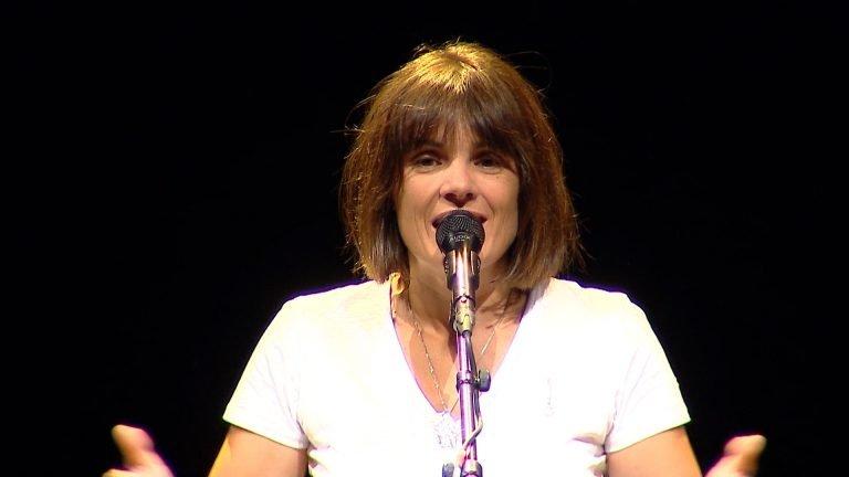 Anne Etchegoyen en concert à Bitche
