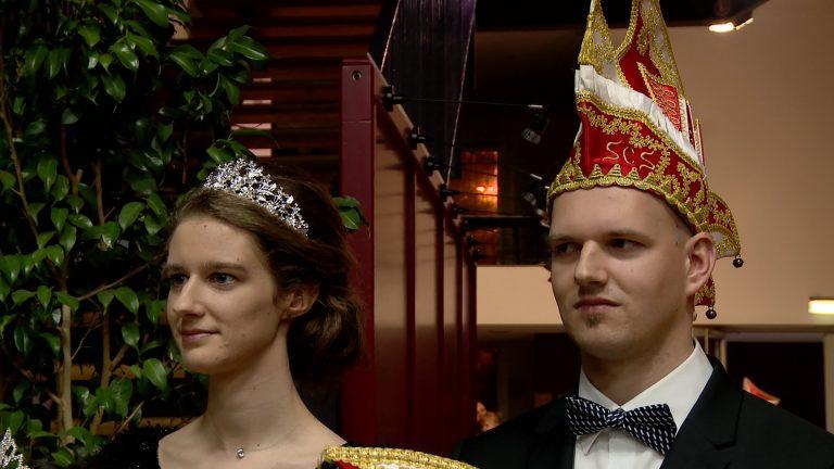 Laetitia 2ème et Xavier 1er, couple princier 2020