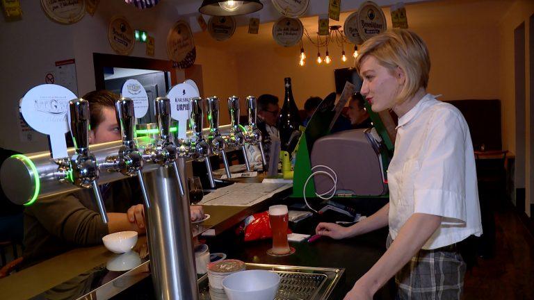 Un nouveau bar à Frauenberg
