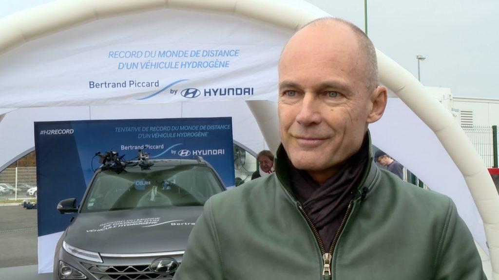 Bertrand Piccard et l'avenir des transports