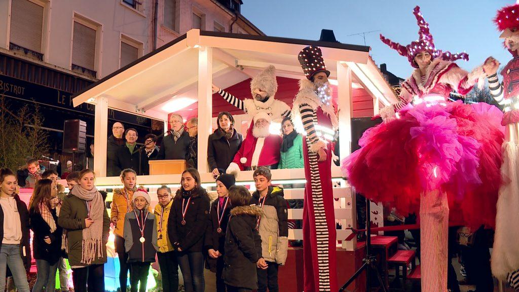 Le marché de Noël de Sarreguemines est de retour
