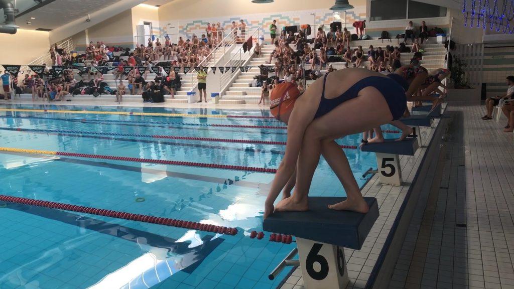 234 nageurs en compétition UNSS