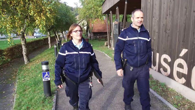 Gendarmes de proximité