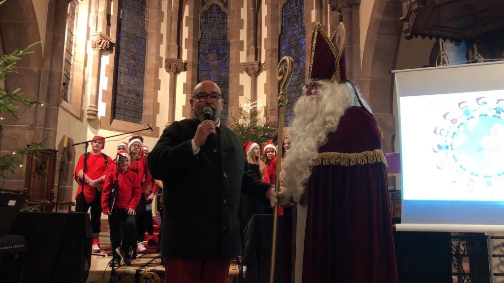 Festivités pour la Saint-Nicolas et Noël