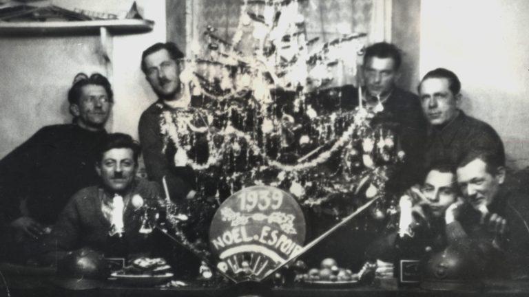 Noël sur la Ligne Maginot