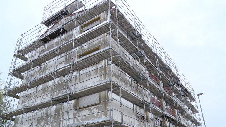 Réhabilitation de 16 logements à la Bastille