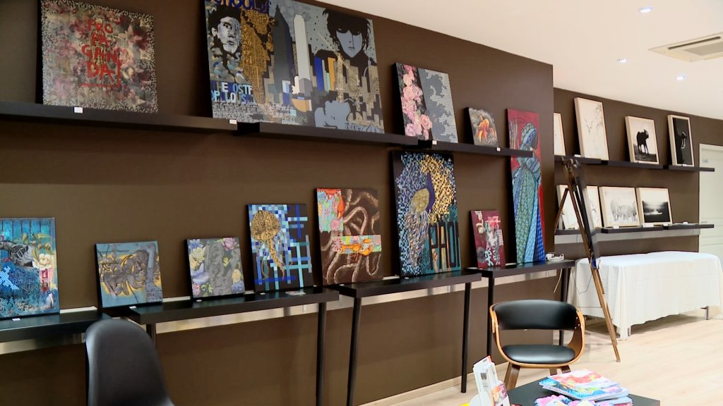 Dernière expo pour la Galerie Rubelz