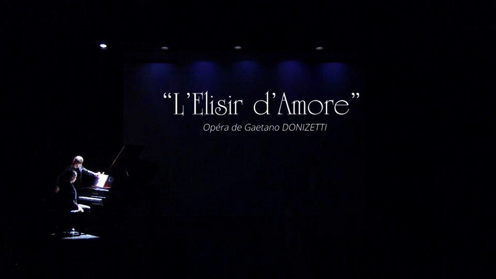 « L'Elisir d'Amore »