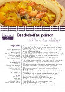 Marie-Anne Hoellinger cuisine un Baeckeoffe au poisson