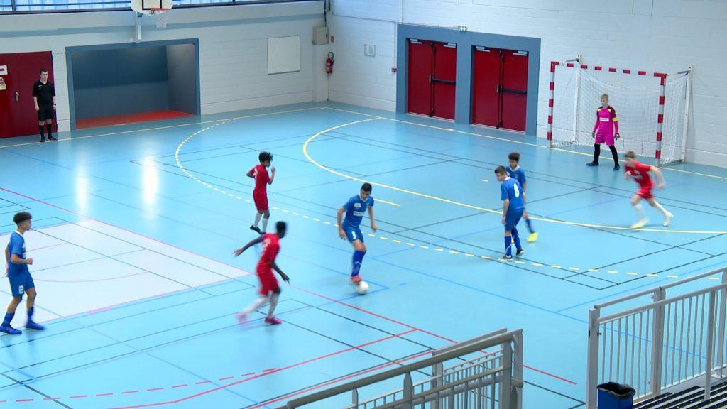 Aéromodélisme, foot, futsal et volley