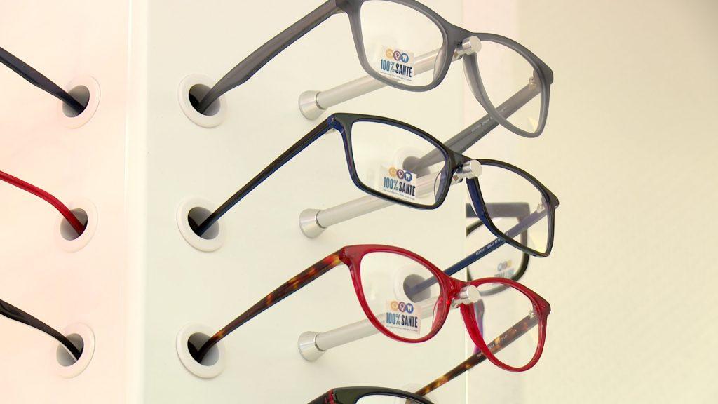 Des lunettes 100% remboursées chez votre opticien