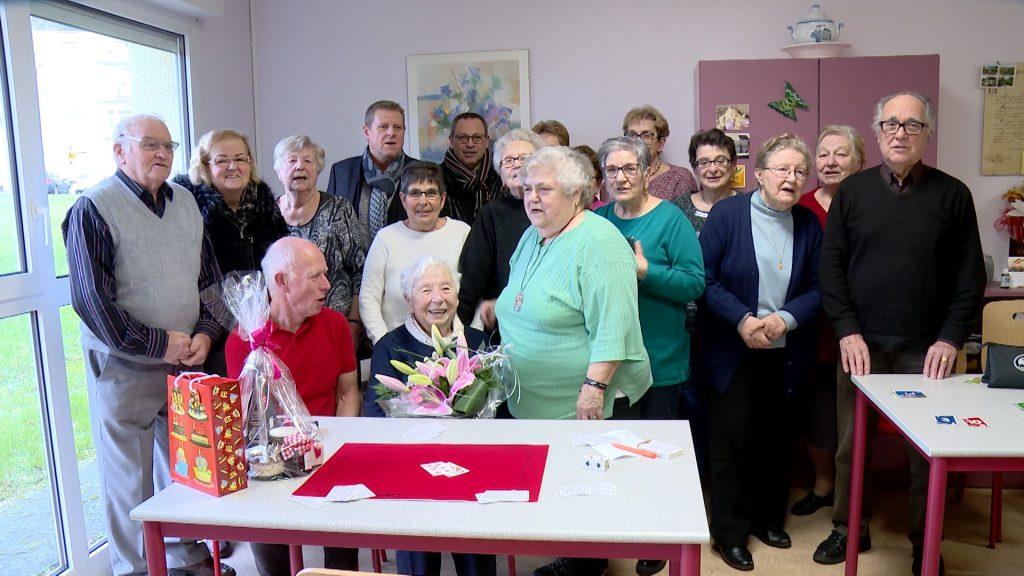 99 ans pour la doyenne rouhlingeoise
