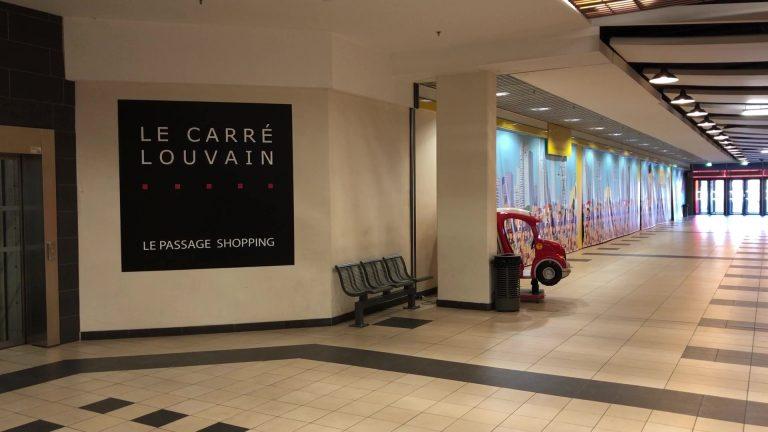 Quels commerces pour le Carré Louvain ?
