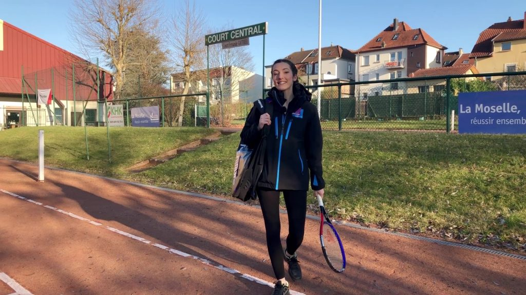 On tour à l'ASS tennis