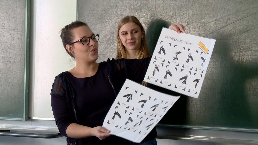 Une mallette franco-allemande pour les enseignants