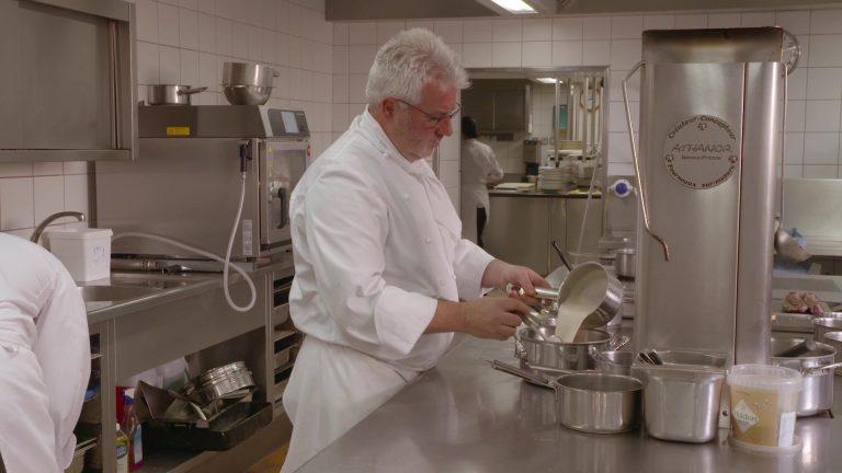 Le chef Stephan Schneider conserve son étoile