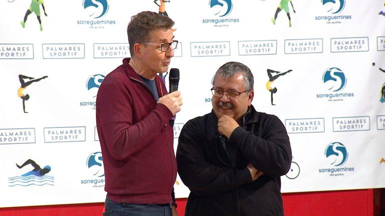 Palmarès sportif : Mosaïk Cristal a aussi remis un prix