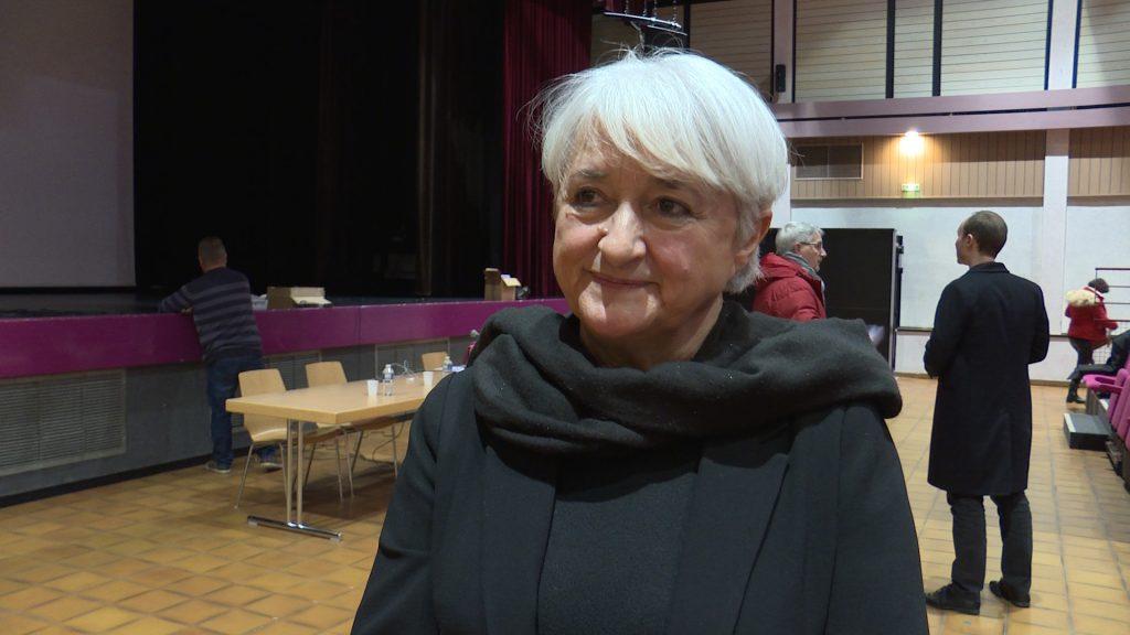 Rencontre avec la députée Yolaine De Courson