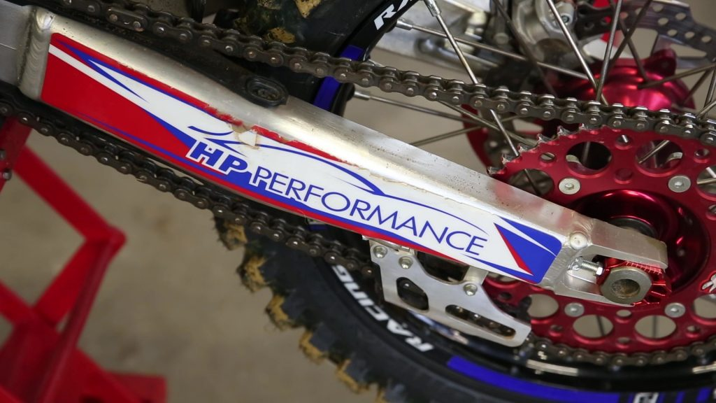 HP performance, garage automobile