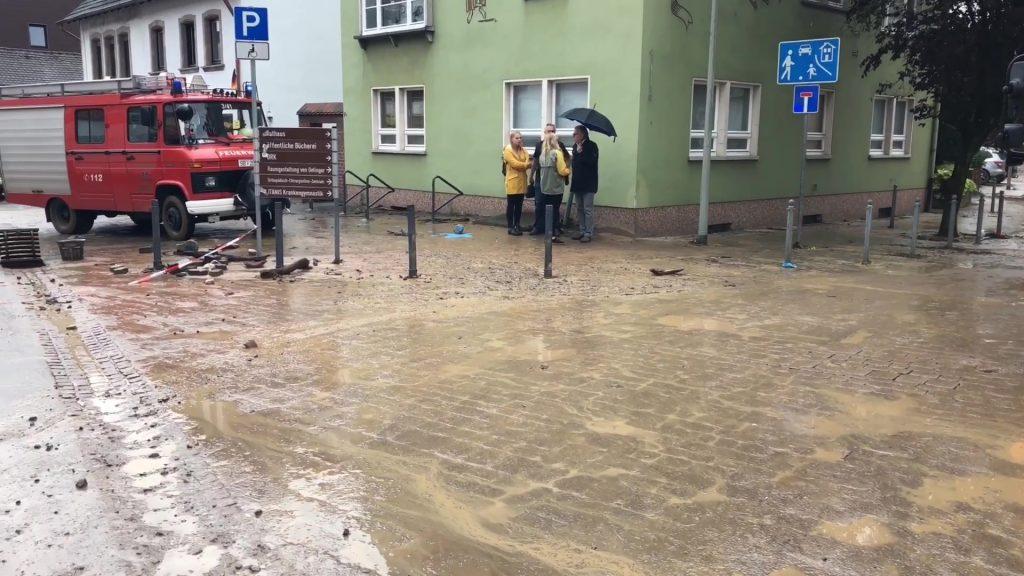 Kleinblittersdorf, un an et demi après la tempête