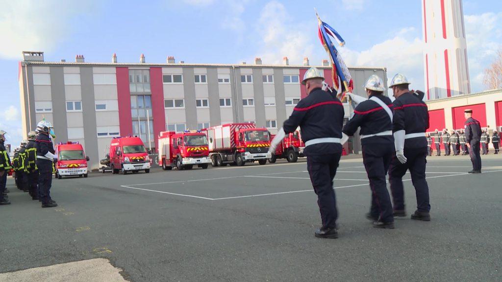 Nouveau chef pour les pompiers